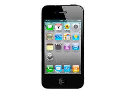 Apple iPhone 4 - 8GB - black (Verizon Wireless)
