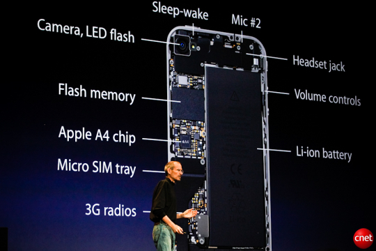 The iPhone 4's antenna placement is hindered by holding the phone in a certain way, Apple acknowledged Thursday.