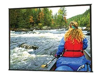 Draper Access/Series E HDTV Format - projection screen (motorized)