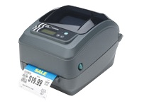 Zebra G-Series GX420t - label printer - monochrome - direct thermal / thermal transfer