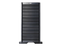 HP ProLiant ML350 G6 Base - Xeon E5520 2.26 GHz - Monitor : none.