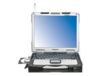 "Panasonic Toughbook 30 - 13.3"" - Core 2 Duo L7500 - Vista Business / XP Pro downgrade - 1 GB RAM - 120 GB HDD"