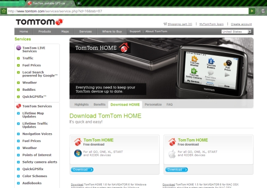 how to update your gps maps tomtom edition photos cnet. Black Bedroom Furniture Sets. Home Design Ideas