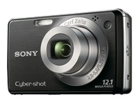 Sony Cyber-shot W230 (Black)