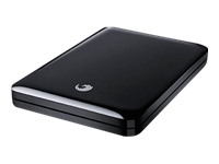 Seagate FreeAgent GoFlex Ultra-portable (750GB, USB 2.0, 22mm)