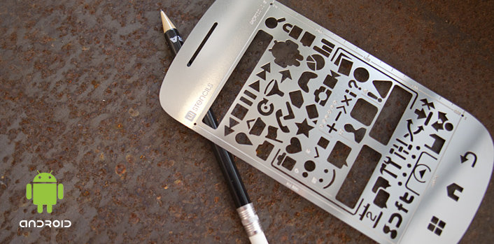 The Android Stencil