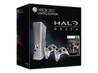 Microsoft Xbox 360 S (250GB) Halo: Reach Limited Edition