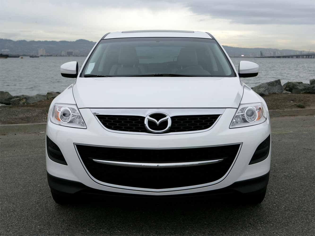 2010 mazda cx 9 touring review cnet. Black Bedroom Furniture Sets. Home Design Ideas