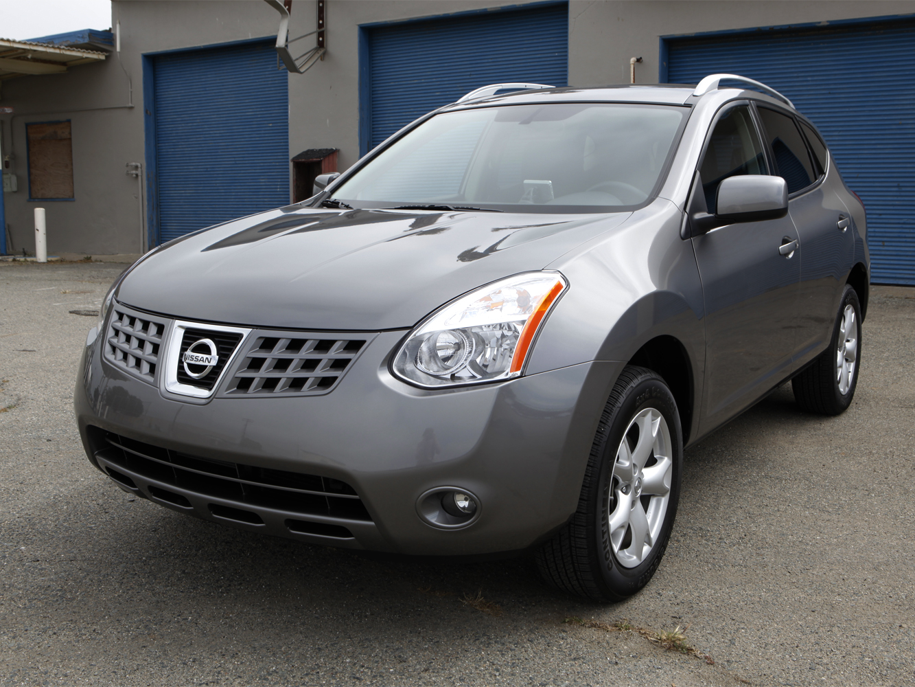 2009 nissan rogue sl fwd review cnet. Black Bedroom Furniture Sets. Home Design Ideas