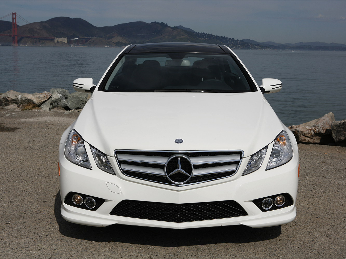 2010 mercedes benz e550 coupe review cnet. Black Bedroom Furniture Sets. Home Design Ideas