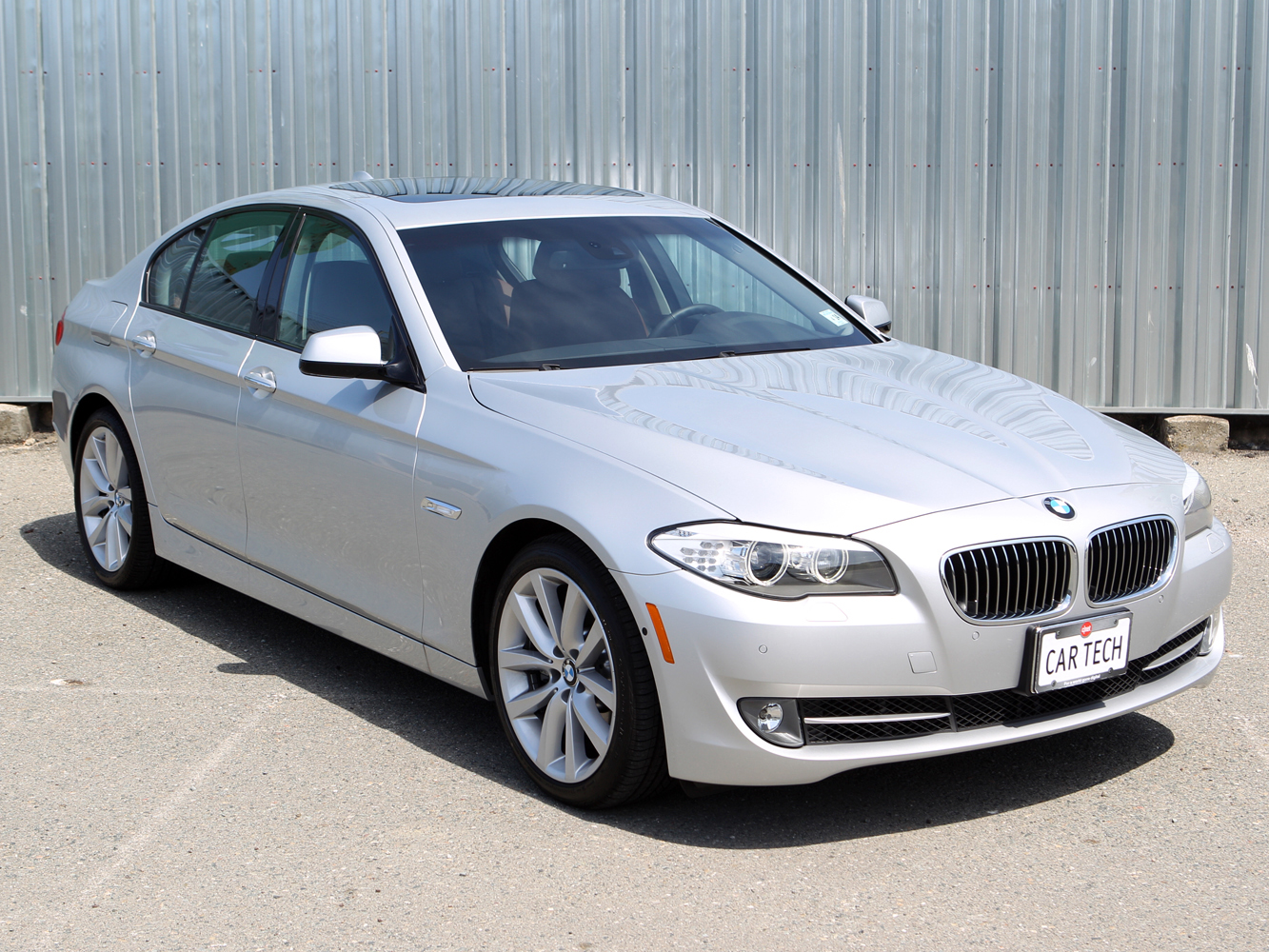 2011 Bmw 535i Review Roadshow