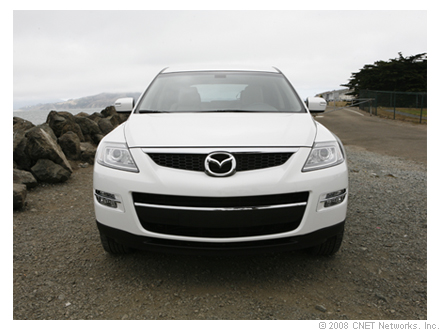 2008 mazda cx 9 grand touring awd review cnet. Black Bedroom Furniture Sets. Home Design Ideas