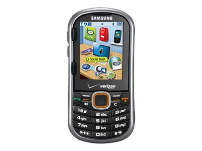 Samsung Intensity II - deep gray (Verizon Wireless)