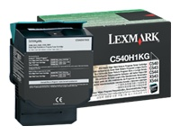 Lexmark - toner cartridge - High Yield - black