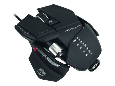 Mad Catz R.A.T. 5 Professional Gaming Mouse