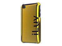iLuv iCC729 SENTINEL Metallic - case for cellular phone