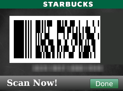 how to delete a card from starbucks app