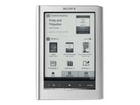 Sony Reader Pocket Edition PRS-350SC (silver)