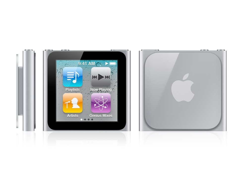 Apple iPod nano 6th gen review - CNET