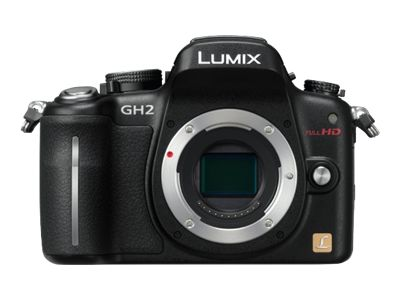 Panasonic Lumix DMC-GH2 (Body Only, Black)