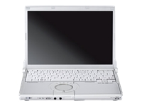 "Panasonic Toughbook S9 - Core i5 520M / 2.4 GHz - Windows 7 Professional - 2 GB RAM - 320 GB HDD - DVD SuperMulti DL - 12.1"" wide 1280 x 800 - Intel HD Graphics with Toughbook Preferred"