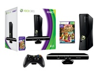 Microsoft Xbox 360 S Kinect (4GB) Holiday Bundle (2011)