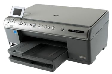 The HP Photosmart C6380 offers printing, scanning, and copying. Stick it wherever you want: it's wireless!