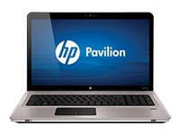 "HP Pavilion dv7-4170us - Phenom II N850 / 2.2 GHz - Windows 7 Home Premium 64-bit - 4 GB RAM - 640 GB HDD - DVD SuperMulti DL - 17.3"" BrightView wide 1600 x 900 / HD+ - ATI Mobility Radeon HD 5470"