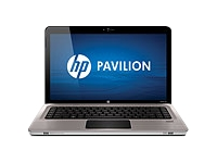 "HP Pavilion dv7-4280us - Core i5 480M / 2.66 GHz - Windows 7 Home Premium 64-bit - 6 GB RAM - 750 GB HDD - DVD SuperMulti DL / Blu-ray - 17.3"" BrightView wide 1600 x 900 / HD+ - AMD Radeon HD 6550M - brushed aluminum, Argento with stream pattern"