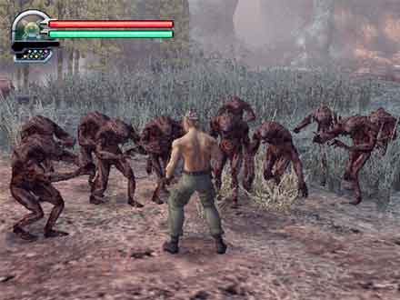 Altered Beast Game Ps2 Altered Beast Ps2 Review