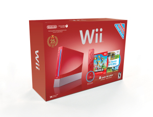 The new Wii bundle commemorating Super Mario Bros.