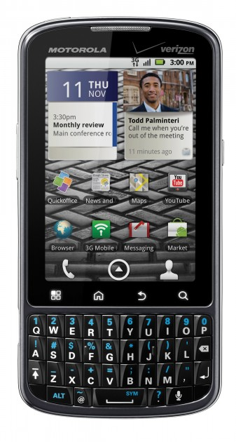 The Motorola Droid Pro.