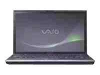 "Sony VAIO Z Series VPC-Z12LGX/B - Core i5 430M / 2.26 GHz - Windows 7 Professional 64-bit - 4 GB RAM - 64 GB SSD + 64 GB SSD - DVD SuperMulti DL - 13.1"" wide 1600 x 900 / HD+ - NVIDIA GeForce GT 330M / Intel HD Graphics - black - keyboard: QWERTY"