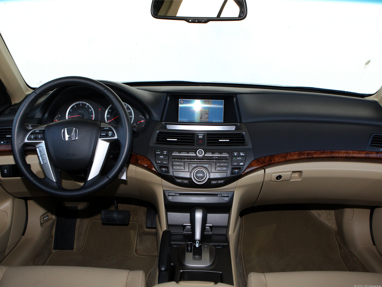 2011 Honda Accord Ex L Review Roadshow