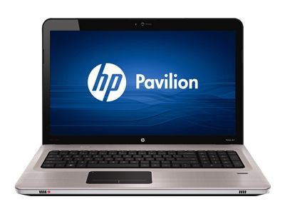 "HP Pavilion dv6-3210us - Phenom II N660 / 3 GHz - Windows 7 Home Premium 64-bit - 4 GB RAM - 500 GB HDD - DVD SuperMulti DL - 15.6"" HD BrightView wide 1366 x 768 / HD - ATI Mobility Radeon HD 4250 - HP Imprint finish with the link design in champagne"