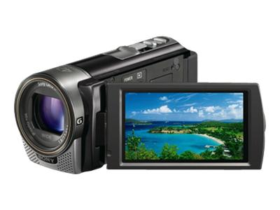 Sony Handycam HDR-CX160 (Black)