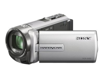 Sony Handycam DCR SX65 (Red)