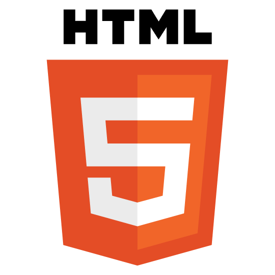 The W3C's new HTML5 logo