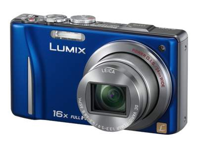 Panasonic Lumix DMC-ZS10 (Blue)
