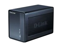 D-Link ShareCenter Shadow DNS-325 NAS server (1TB)