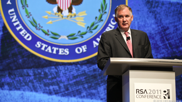 William Lynn, U.S. deputy secretary of defense
