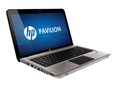 "HP Pavilion dv6-6121he - Core i3 2310M / 2.1 GHz - Windows 7 Home Premium 64-bit - 4 GB RAM - 500 GB HDD - DVD SuperMulti DL - 15.6"" HD BrightView wide 1366 x 768 / HD - Intel HD Graphics 3000 - steel gray, brushed aluminum"