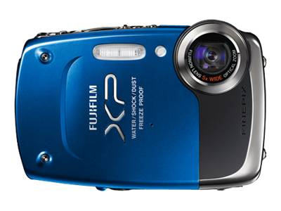 Fujifilm FinePix XP20 (Blue)