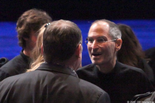 March 2011: Steve Jobs at the iPad 2 launch