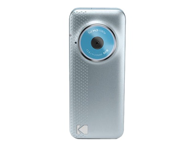 Kodak Playfull HD Video Camera  (blue-silver)