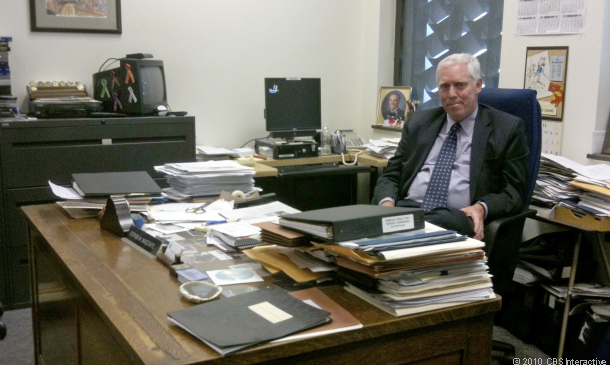 District Attorney Stephen Wagstaffe, in his office in Redwood City, Calif., last year