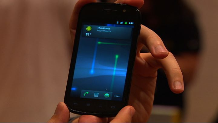 Video: Nexus S 4G (Sprint)