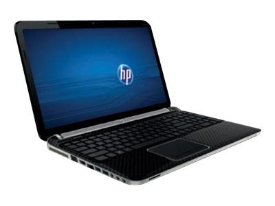 "HP Pavilion dv6-6090us - Core i5 2410M / 2.3 GHz - Windows 7 Home Premium 64-bit - 6 GB RAM - 750 GB HDD - DVD SuperMulti DL / Blu-ray - 15.6"" HD BrightView wide 1366 x 768 / HD - AMD Radeon HD 6770M / Intel HD Graphics 3000"