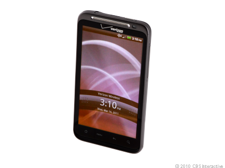 The HTC Thunderbolt beat the Droid Bionic to the punch as Verizon's first 4G smartphone.