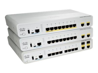 Cisco Catalyst Compact 2960CG-8TC-L